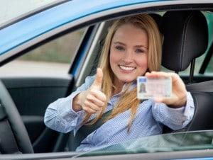 résultats permis de conduire bannière